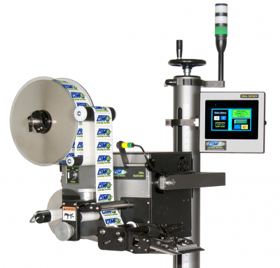 CTM Labeling Systems' 360a Label Applicator