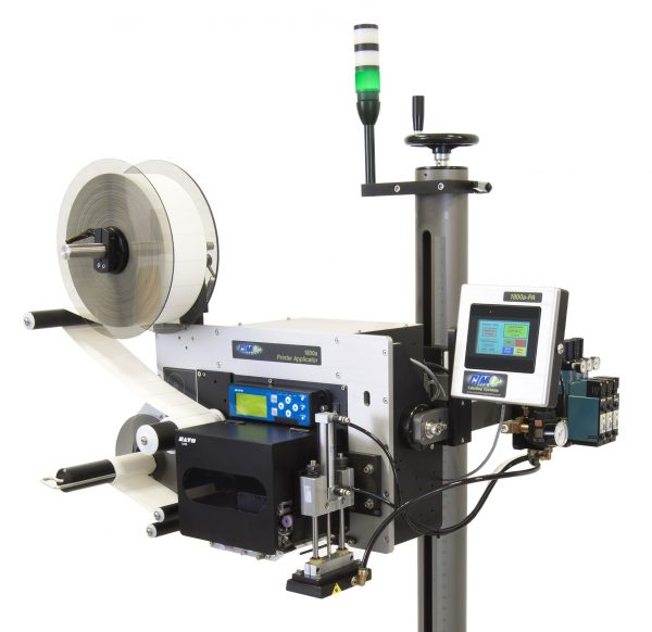 CTM Labeling Systems' 1800a Label Printer Applicator