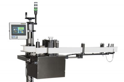 CTM Labeling Systems' Form Fill and Seal Labeler