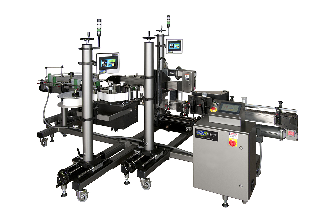 CTM Labeling Systems' Wrap Label Applicator