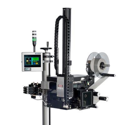 CTM Labeling Systems' 3600ST Servo Tamp Printer Applicator
