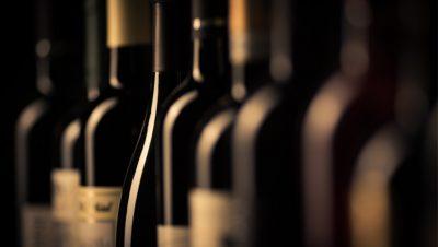 CTM Labeling Wine Bottles