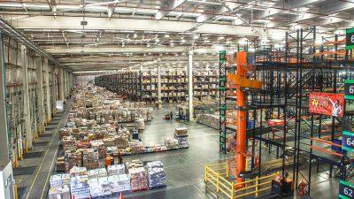 CTM Distribution Center