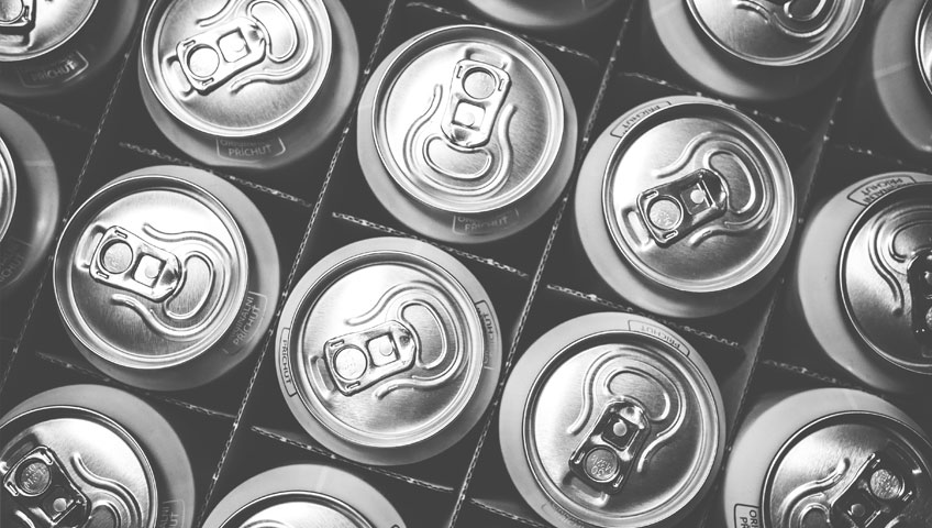 CTM Beer Cans