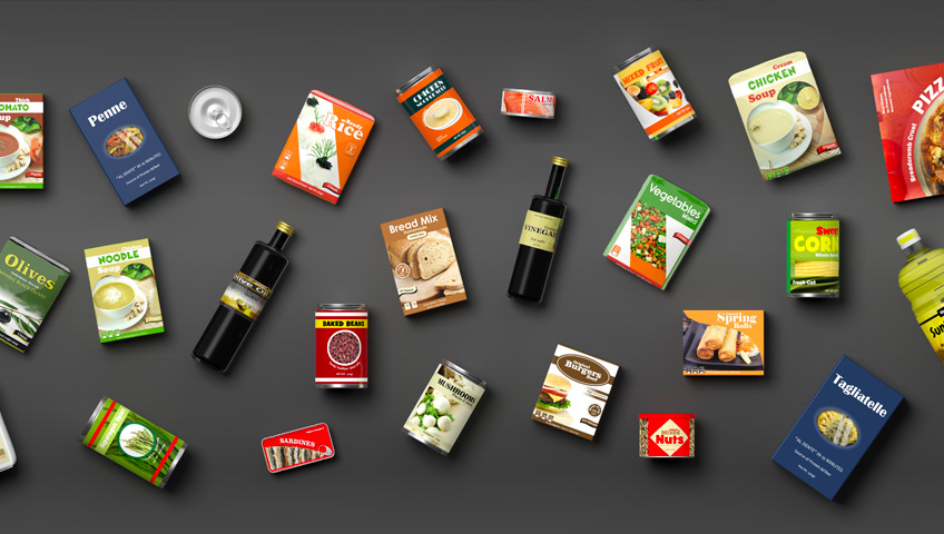 picking the right labeling system for food packaging labels
